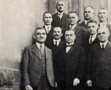 Foto aus der Gemeindegeschichte
